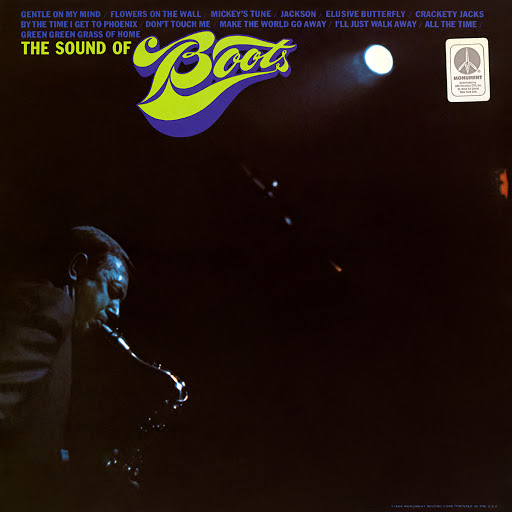 Boots Randolph альбом The Sound of Boots