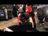 Deadpool vs Batman (Super Power Beat Down)