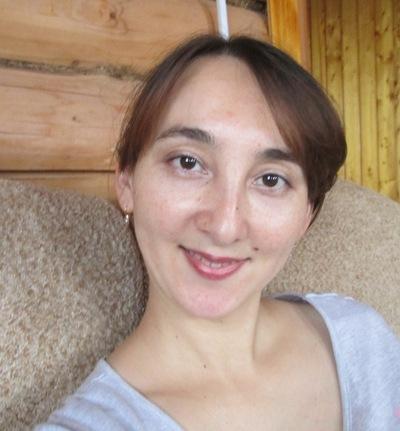Айгуль Мусина, 16 апреля , Уфа, id217277844