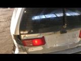 В разборе Mitsubishi Legnum (Мицубиси Легнум) ДВС 1.8 150л.с. 4G93 HR8896  АКПП 1997г.