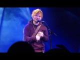 Ed Sheeran Q&ampA Part 1  5.11.13  Hamilton Live