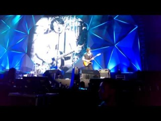 CNBLUE - Cant stop live in KL 20140809 - Greedy man (JH focus)