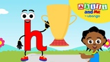 Meet Letter H! Akili and Me African Preschool Cartoons