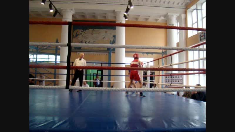 Турнир по боксу памяти Омских тренеров, день 2 (18.10.2018)