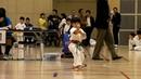空手大会 「形」 幼児の部 準決勝(平安四段) 2010年11月3日