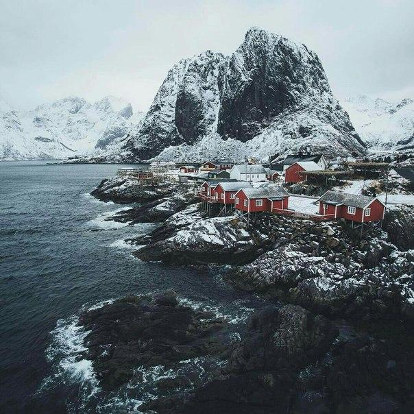 Роскошные пейзажи Норвегии - Страница 38 8LTEJe4Gv40