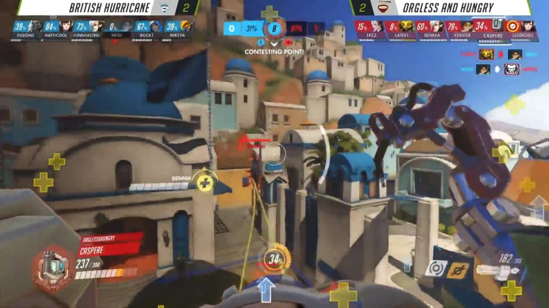 Bastion Strat in Contenders