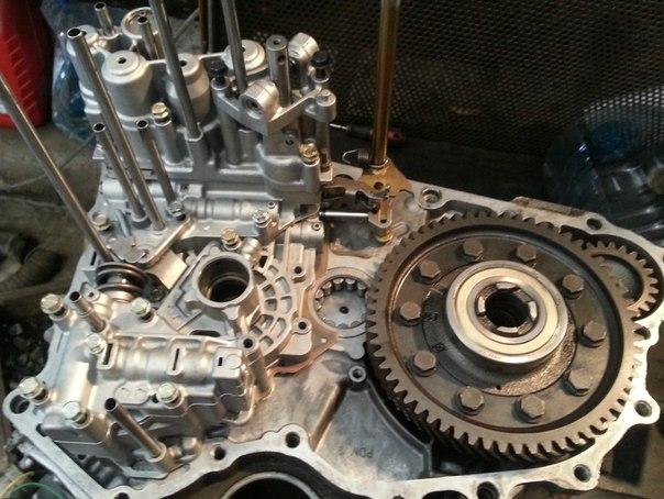 Осуществляем ремонт АКПП Хонда