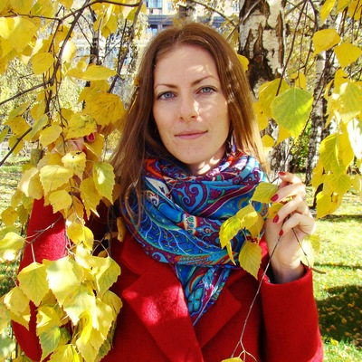 Анна Липкина, 8 сентября , Москва, id1551095