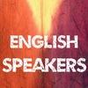 English Speakers   USA Britain английский IELTS
