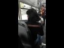 Конфликт в бакинском автобусе 18 Азербайджан Azerbaijan Azerbaycan БАКУ BAKU BAKI Карабах