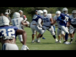 Training Camp Highlight Getting the Ball to Play-Makers, day 13