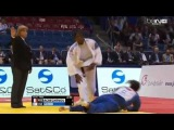 Judo  Clarisse Agbegnenou vs Yarden Gerbi (-63kg) - Championnats du monde 2014