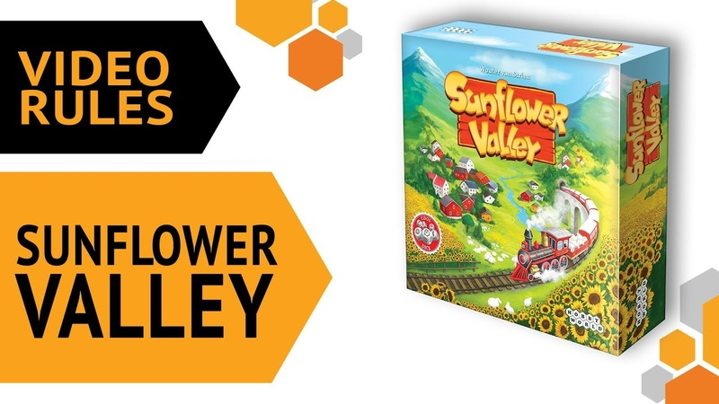 Sunflower Valley — Game Rules in 5 Minutes 🌞🐑🏡 (ENG)