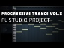 Progressive Trance FL Studio Project by Mino Safy Vol. 2