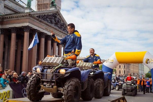 2 этап Чемпионата России по трофи-рейдам на ATV 2014