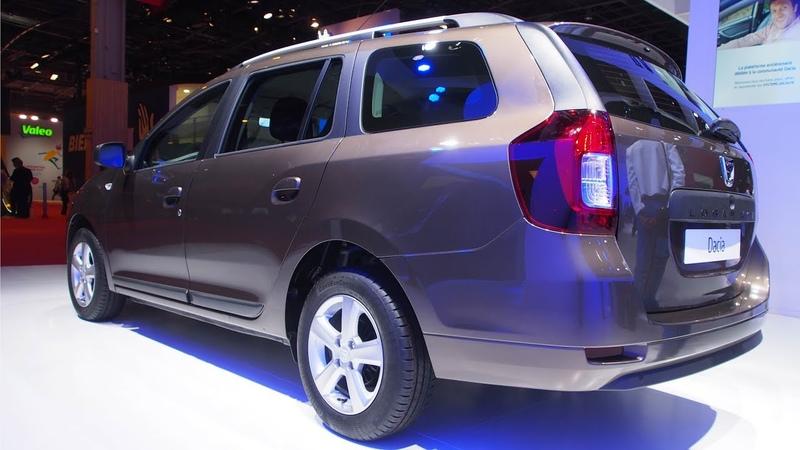 Dacia Logan MCV BlackLine dCi 90 - Exterior and Interior Lookaround