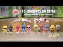 Prodigiosa Las Aventuras de Ladybug Burger King
