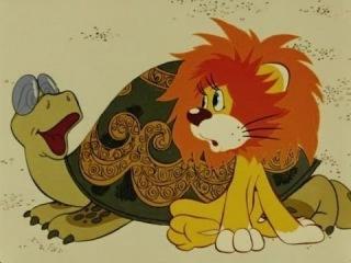 Львенок и Черепаха - Я на солнышке лежу (песня из мультика)