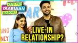 Parth Samthan и Niti Taylor говорят об их отношениях- Kaisi Yeh Yaariaan Сезон 3
