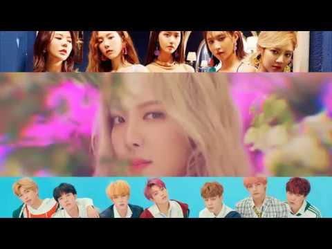 Oh!GG vs. BTS - Lil Touch Idol (MashUp)