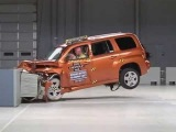 Шевроле ННР краш тест 2008 - Chevrolet HHR moderate overlap crash test