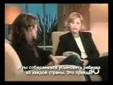 интервью Эллен ДеДженерес с Анджелиной Джоли (2FIN)