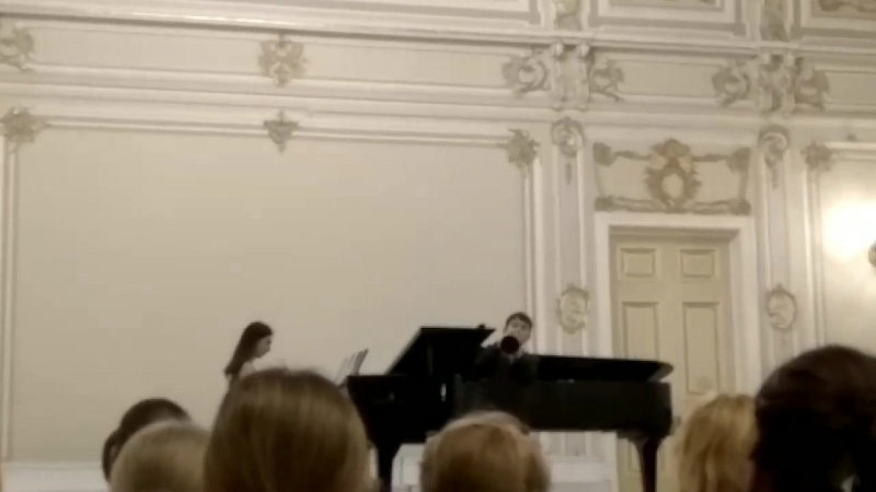 07 04 2018 рояль труба
