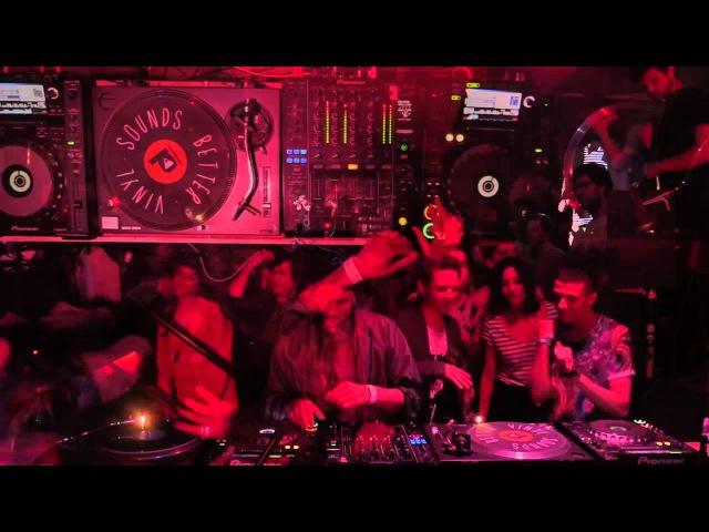 Wolfram Boiler Room Vienna DJ Set
