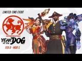 СТРИМ по Overwatch – Дракон и Китайский Новый год