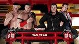 SBW Warrior Path - Jason Harris &amp Andrew Bolshakov vs Acom White &amp Jack Morrison