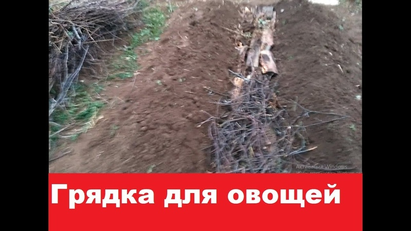 Самая ЭФФЕКТИВНАЯ грядка для овощей! Часть 1.