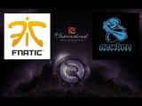 Dota 2 Epic Team Fight NewBee vs Fnatic (The International 2014)