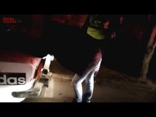 Город Грехов - Пьяный отморозок сбил людей в центре Астрахани