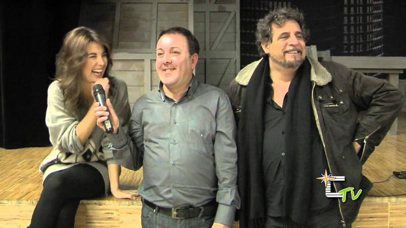 Franco One intervista Vanessa Gravina e Edoardo Siravo
