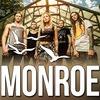 MONROE - Мы запустили проект на Planeta.ru!!!