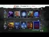 Empire vs PR @ D2CL 15.09.2014 (Game #1 + Game #2)