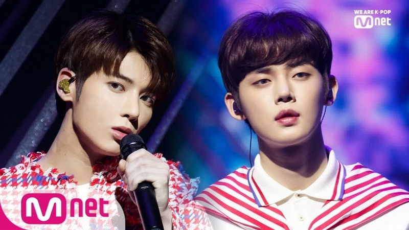 TOMORROW X TOGETHER Debut Celebration Show presented by Mnet TXT 투모로우바이투게더 별의 낮잠 Nap of a star
