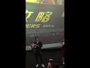 180814 Wu Yi Fan @ Europe Raiders Roadshow in Shanghai