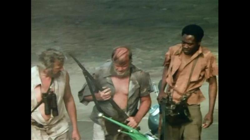 Таинственный остров 6 серия (1973)