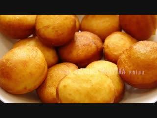 Самые Вкусные ПОНЧИКИ  Равнодушных не останется! Мягкие, воздушные пончики, как ПУХ!~ Умная Кухня ~