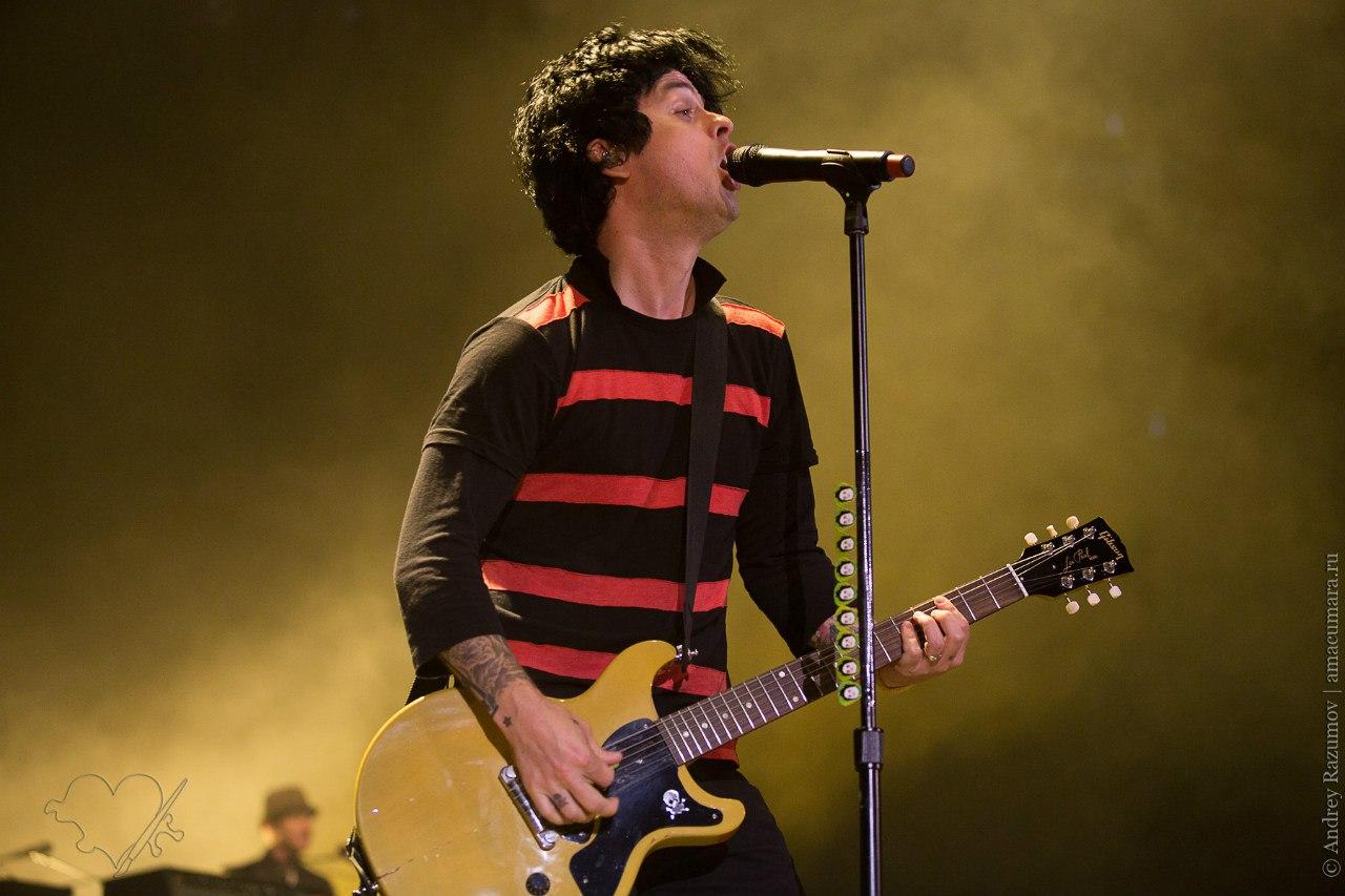 Green Day Санкт-Петербург СКК