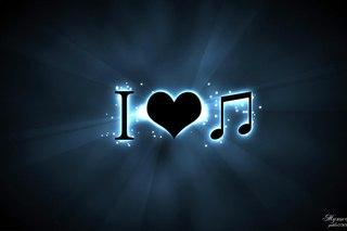 Музыкальные обои HD качества на рабочий стол