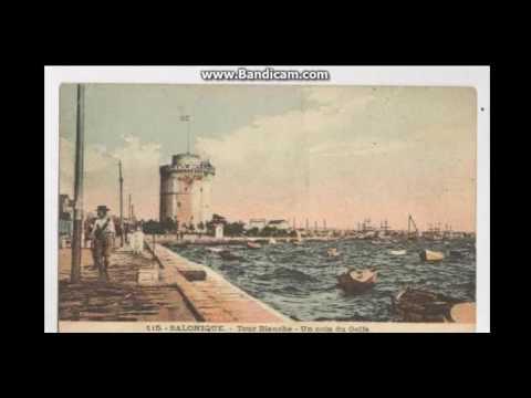 Bir Fırtına Tuttu Bizi (Selanik Türküsü) Atatürk ün Sevdiği Şarkı