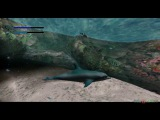 Ecco the Dolphin Defender of the Future - Gameplay PS2 (PS2 Games on PS3)