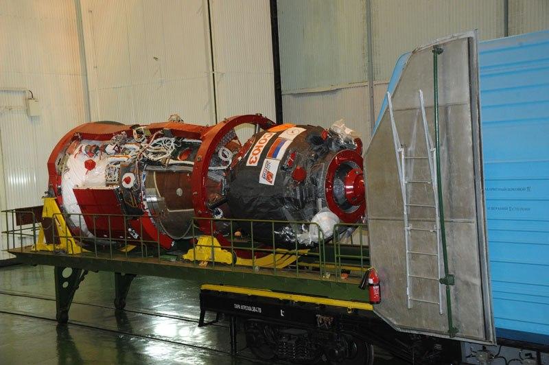 Начата подготовка космического корабля «Союз ТМА-14М» Qr4n0f6kOiU
