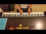 Оставайся, мальчик, с нами, будешь нашим королём (из мф В синем море в белой пене ) - пианино кавер