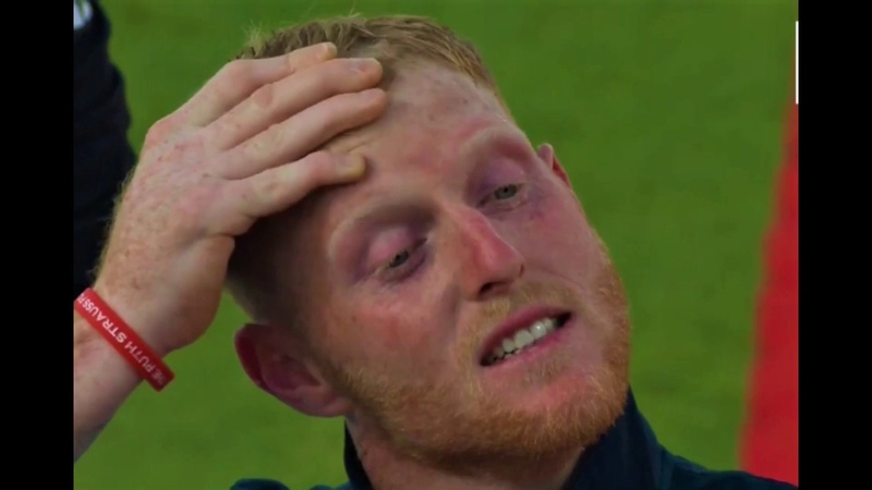 ICCWorldcup Final (England Crying and celebrating they first men s cricket world cup Victory)