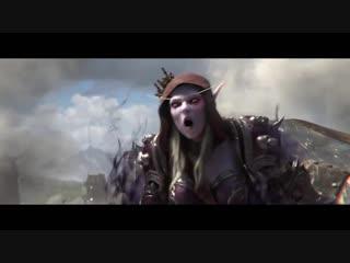 За орду!!!World of Warcraft Battle for Azeroth