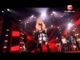 Ирина Василенко - Wrecking Ball (Rus Version) - Х-Фактор 5 - Тренировочный Лагерь (25.10.2014)